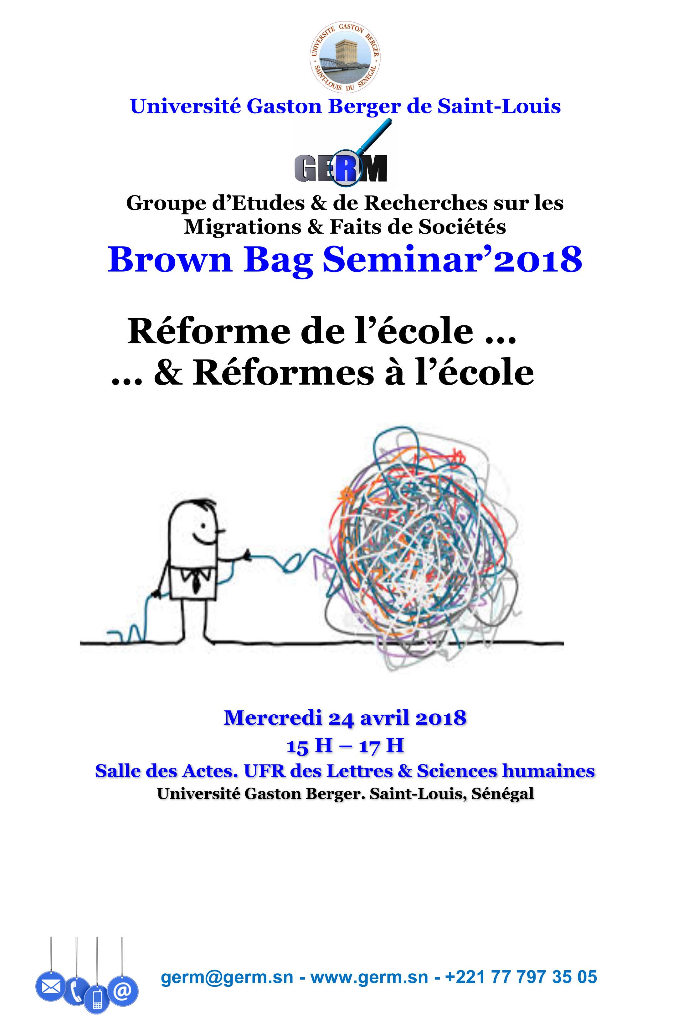 Cambio De Clase Porno Hot brown bag seminar'2018 – réforme de l'école … … & réformes à
